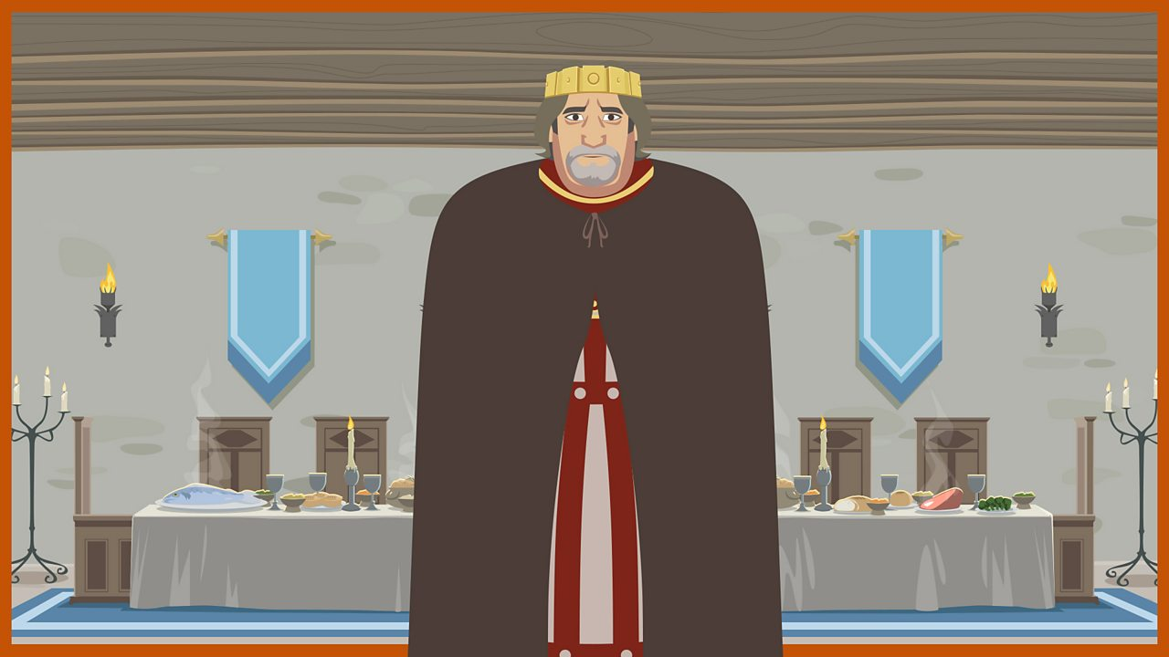 King Duncan: The rightful king, he is murdered by Macbeth when he comes to stay in Dunsinane Castle.