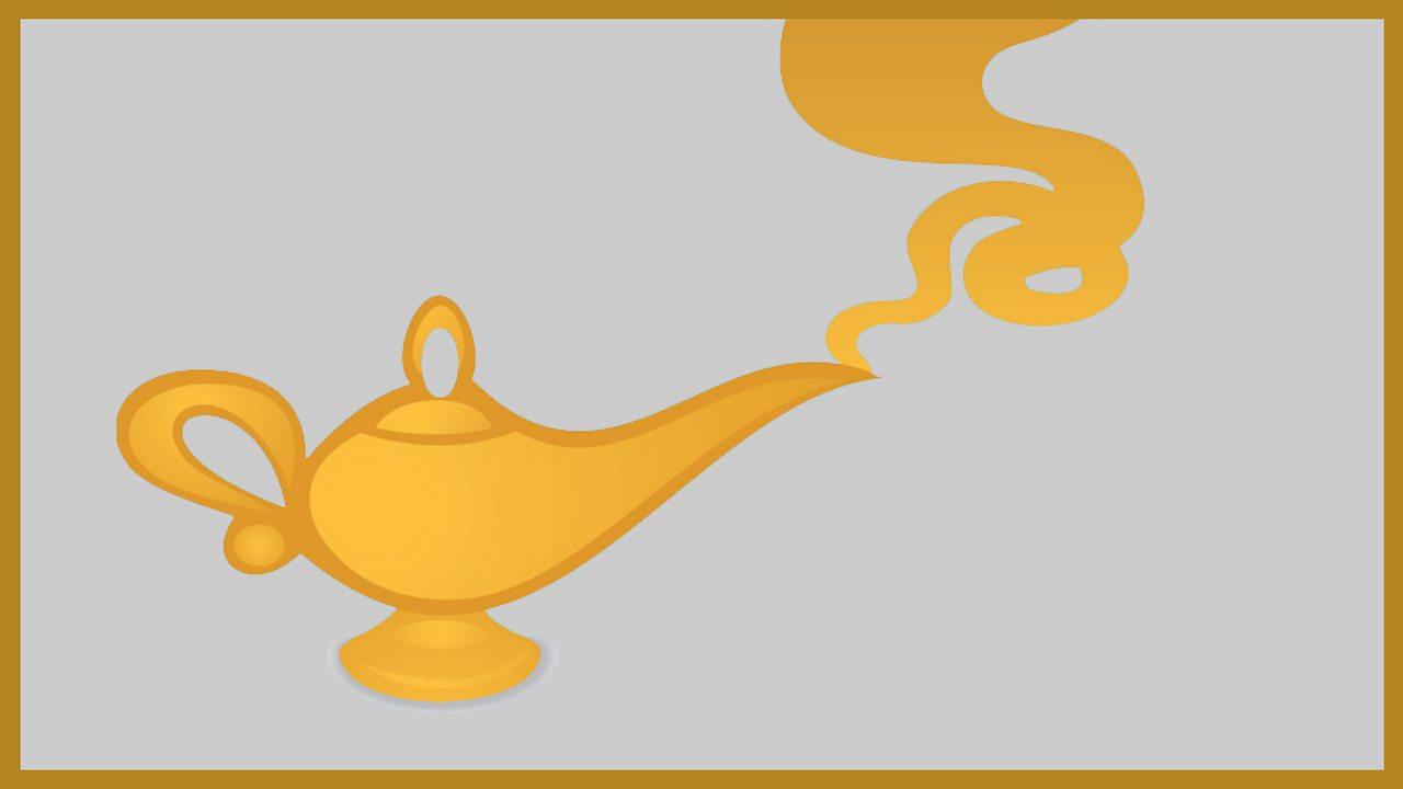 5: Aladdin
