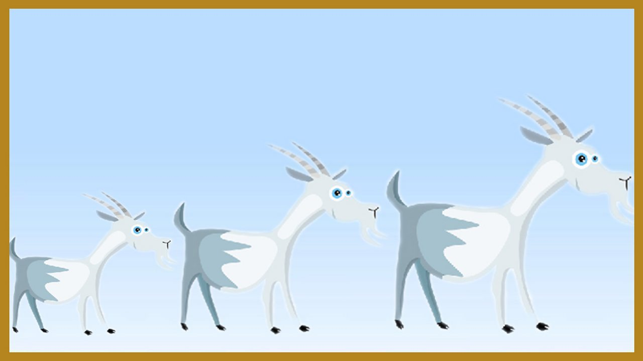 7: The Billy Goats Gruff
