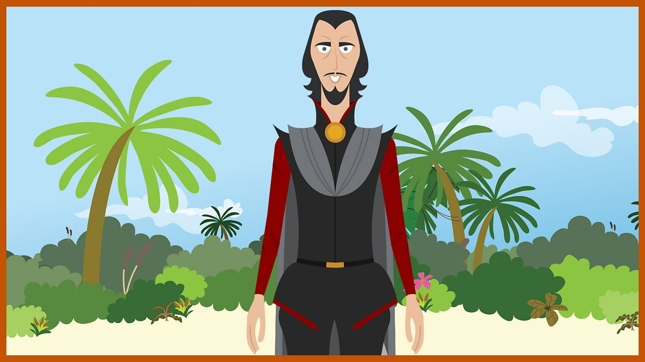 Antonio: Prospero's brother. He takes Prospero's dukedom and puts him to sea in a leaky boat.