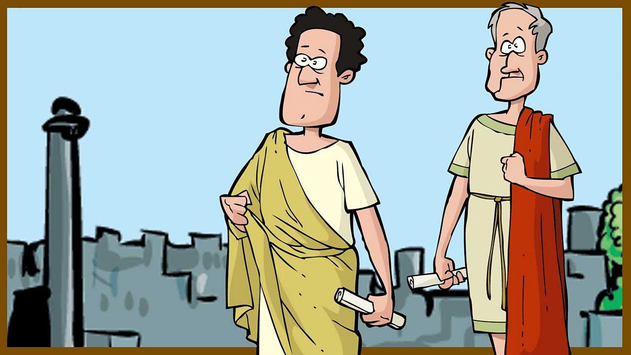12. The Roman legacy: part 2