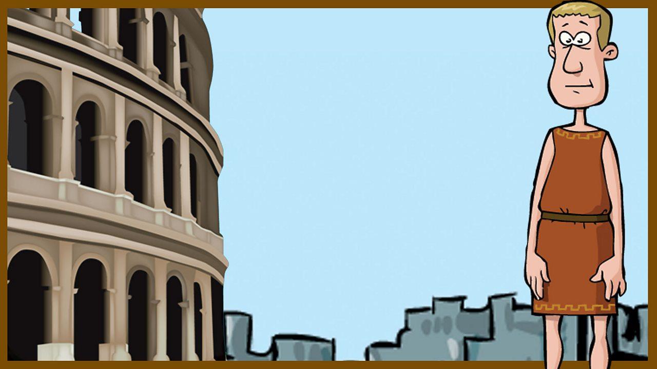 9. Roman childhood