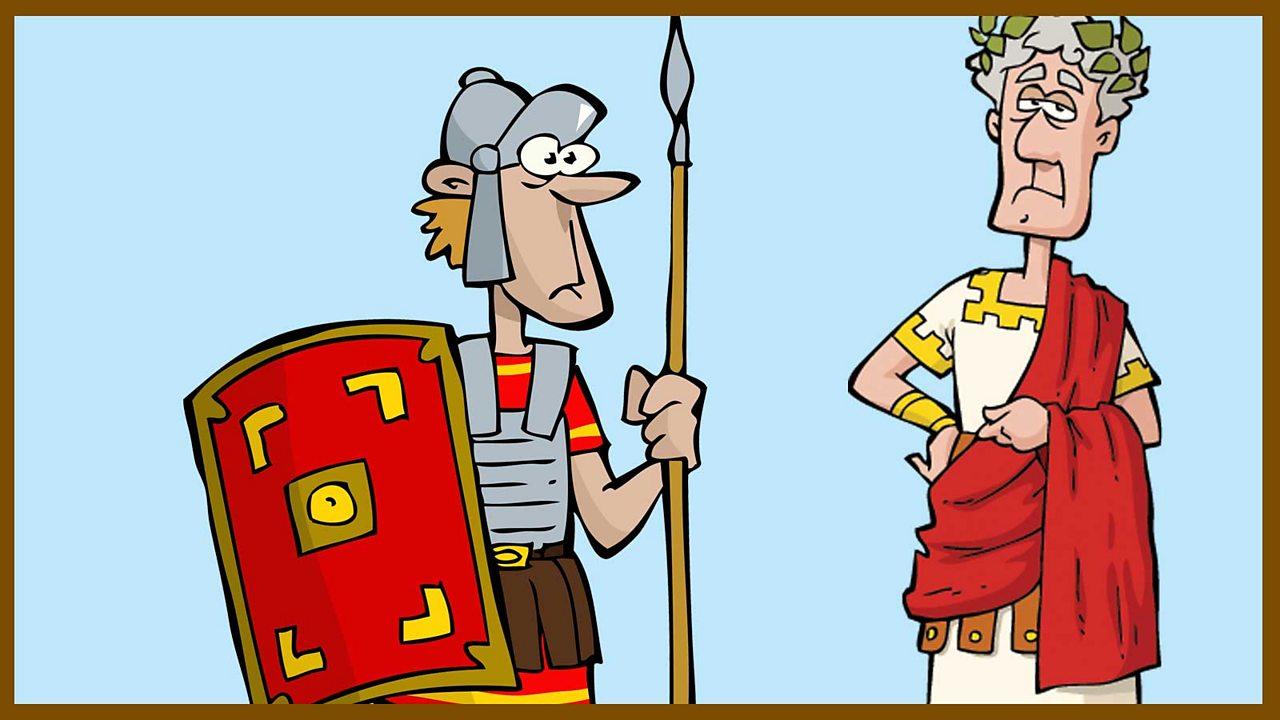 2. Emperor Claudius invades