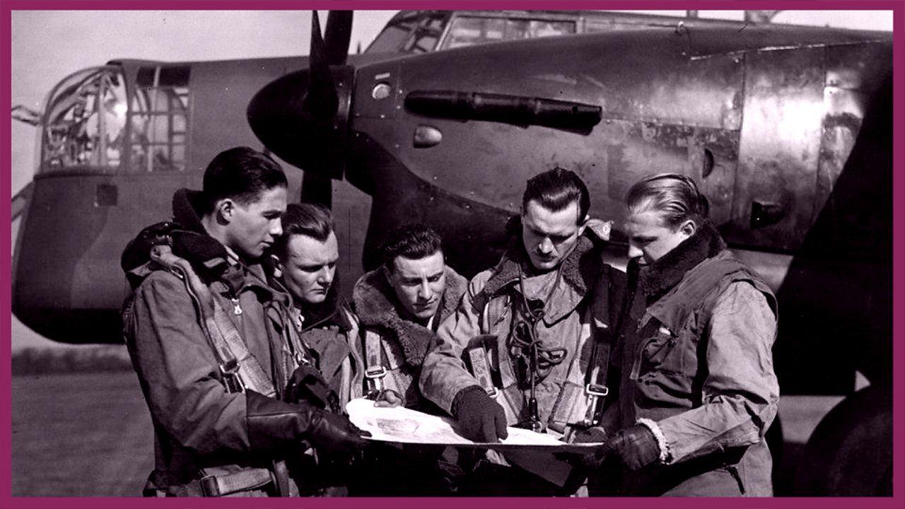 An RAF briefing