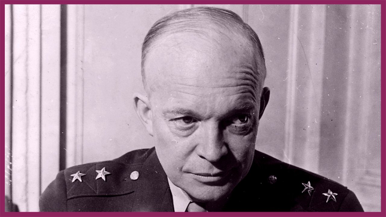 Eisenhower after D-Day