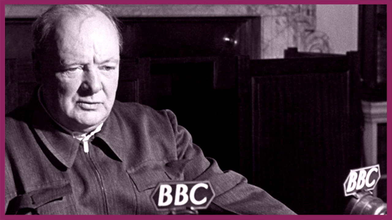 Churchill: 'Their finest hour'