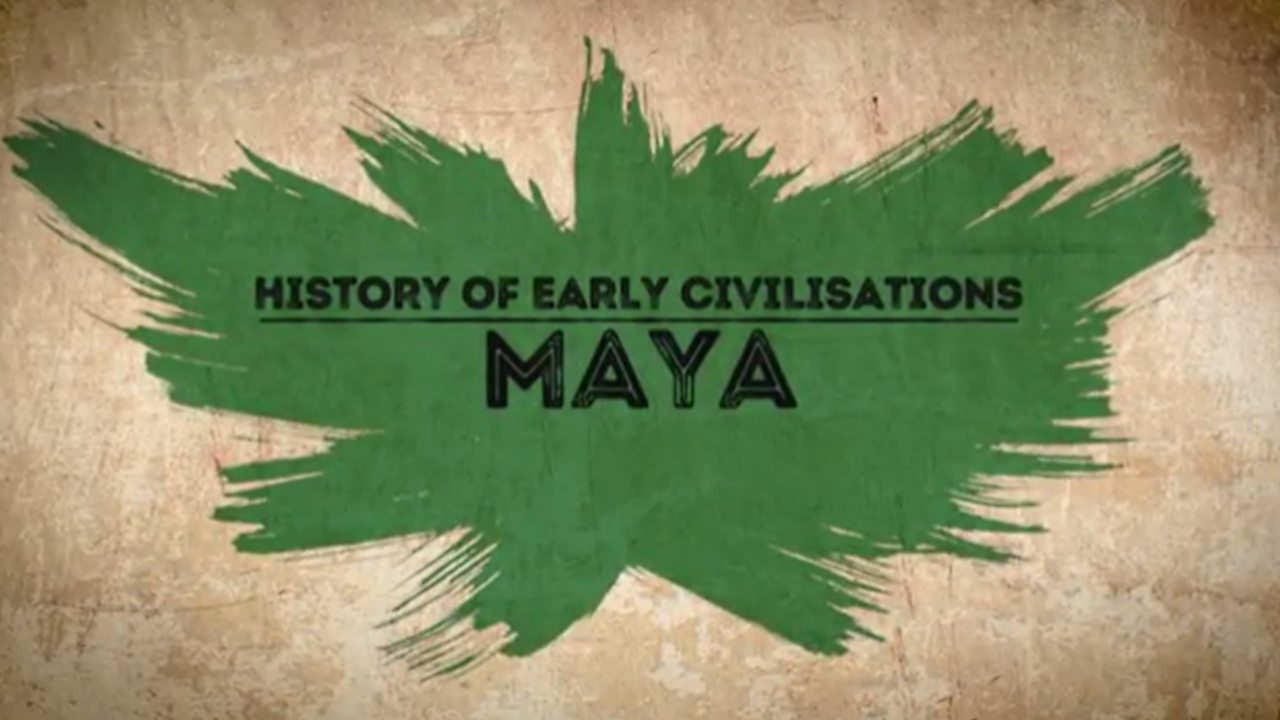 BBC Teach- Introducing the Maya civilisation