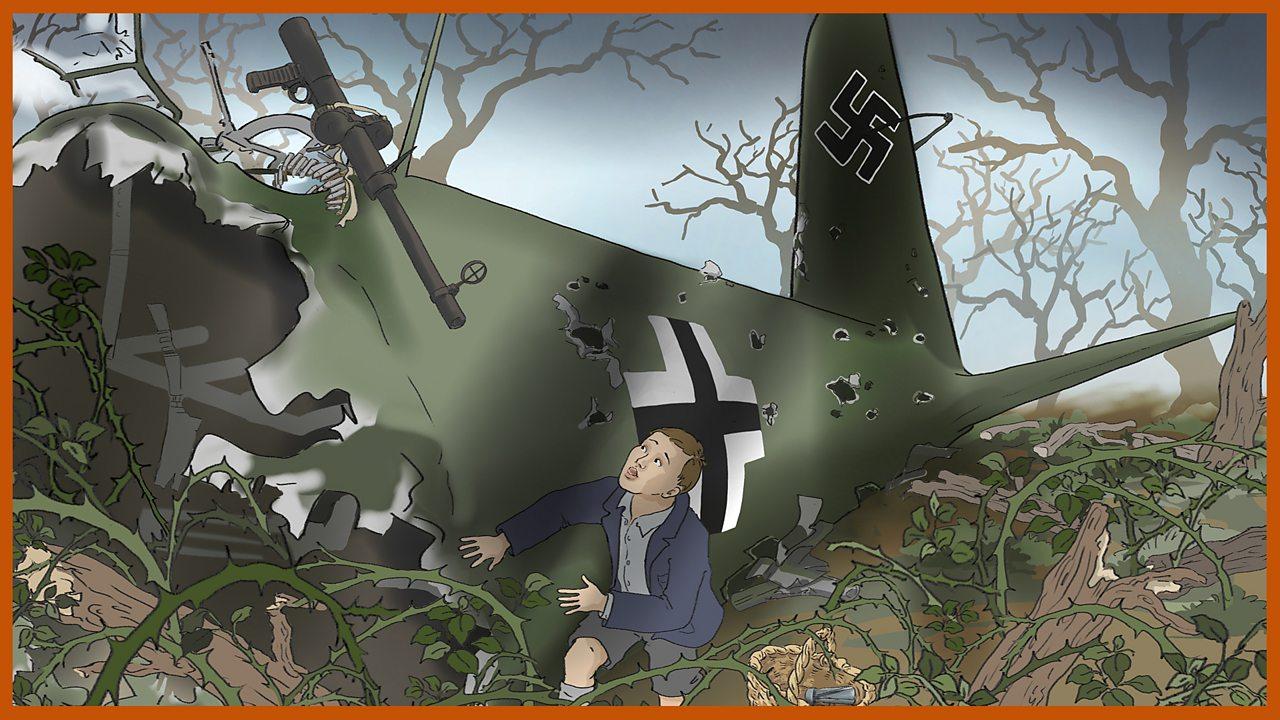 1: The hunt for war souvenirs