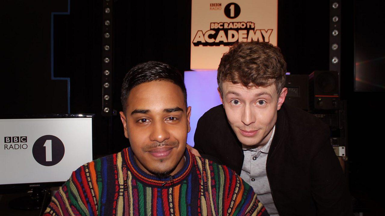 BBC Radio 1's Academy Live Lesson