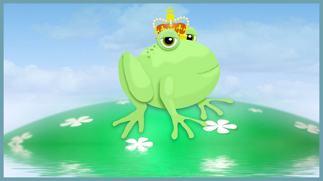 Fabulous Frogs and Perfect Princes