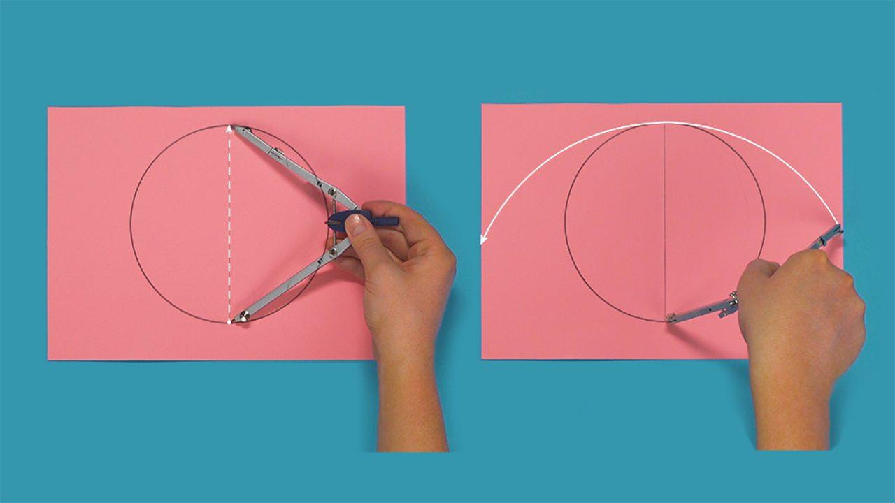 Draw an arc