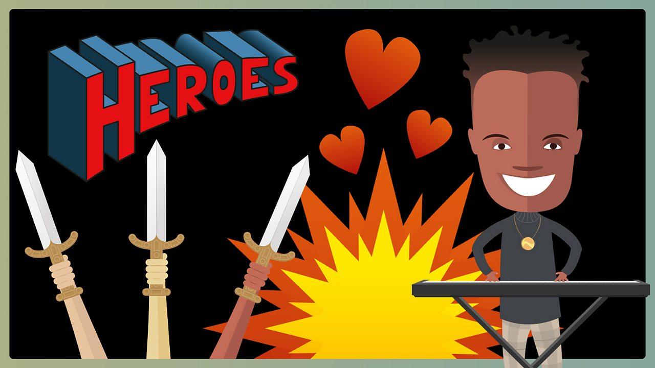 7. Heroes (finale)