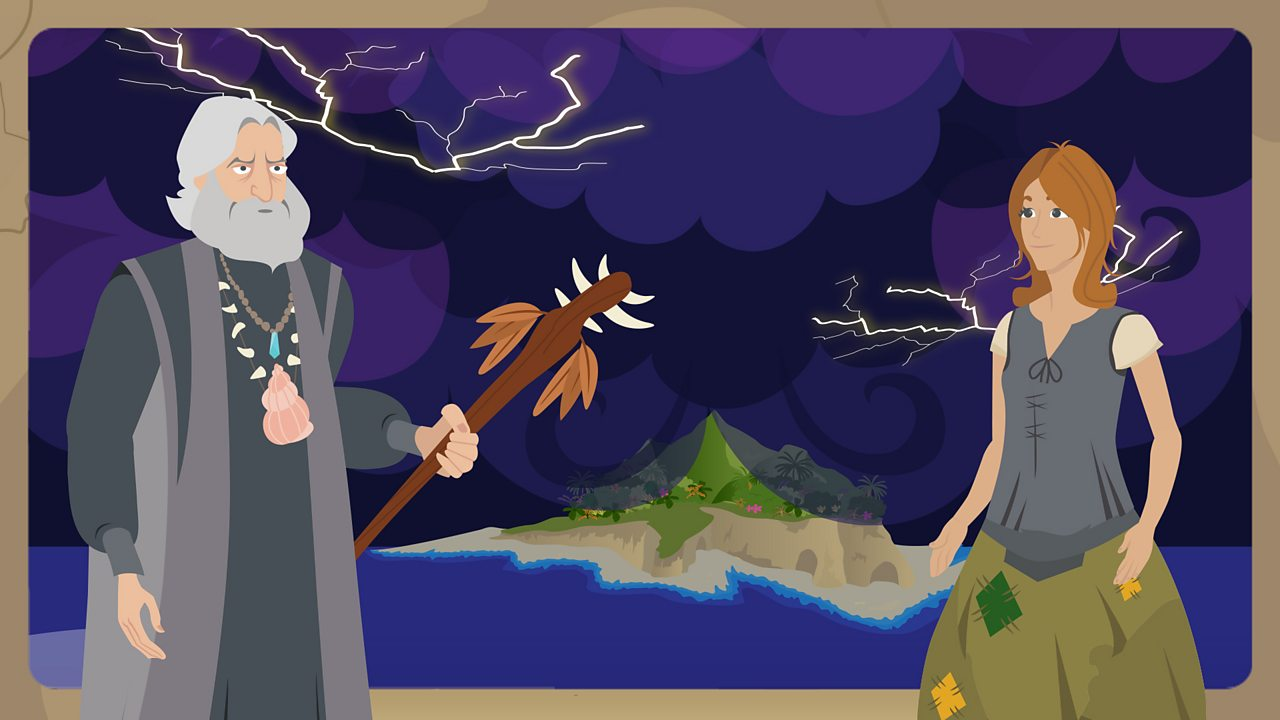 KS2 Music: The Tempest
