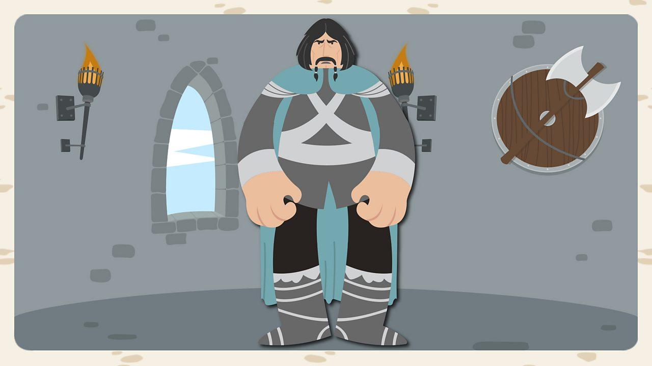 Thiassi - king of the giants of Jotunheim