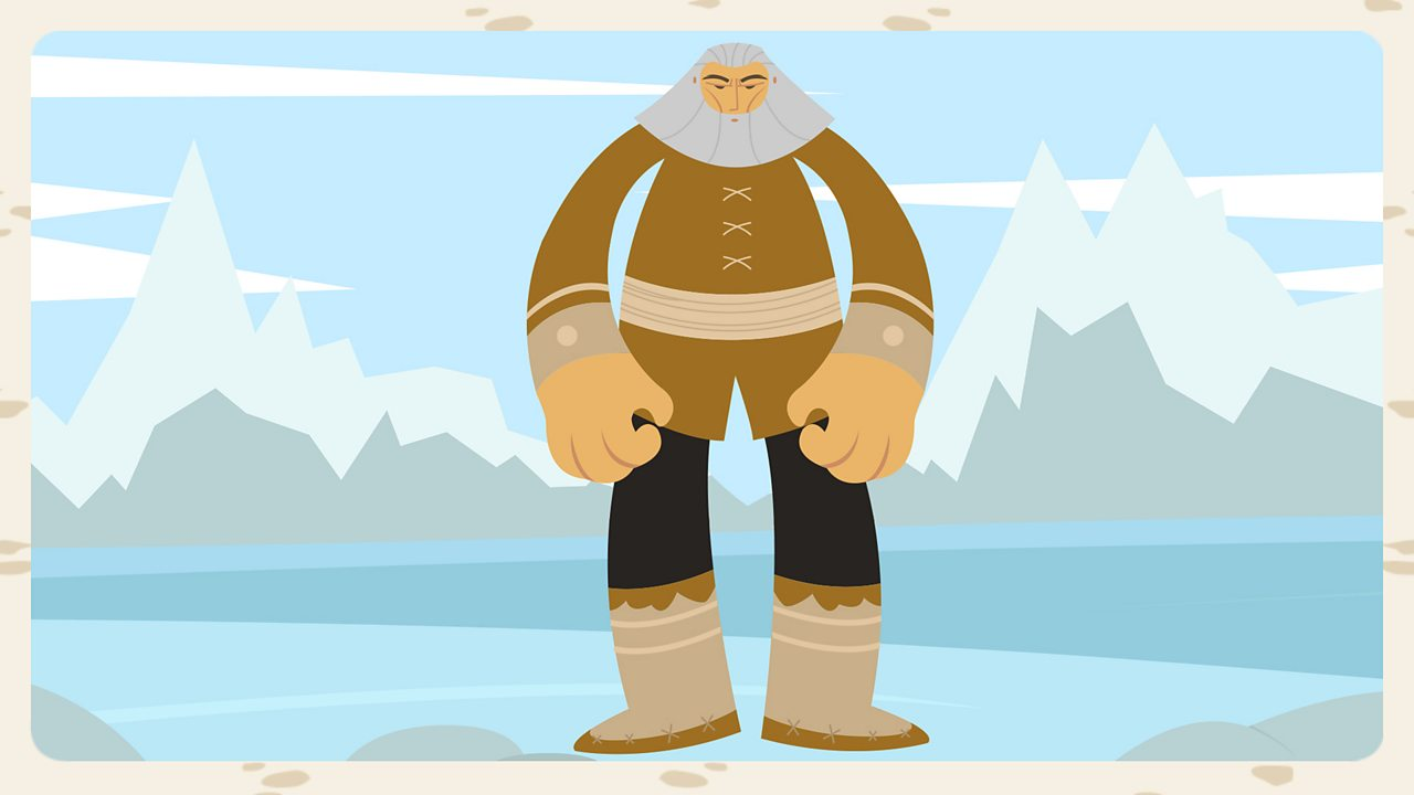 Skrymnir - an important giant