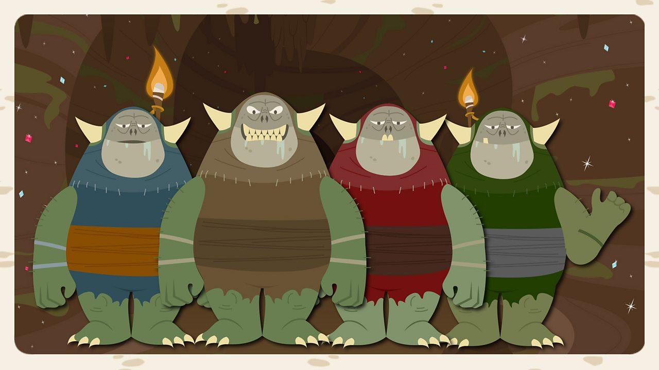 The Goblins - sworn enemies of the gods