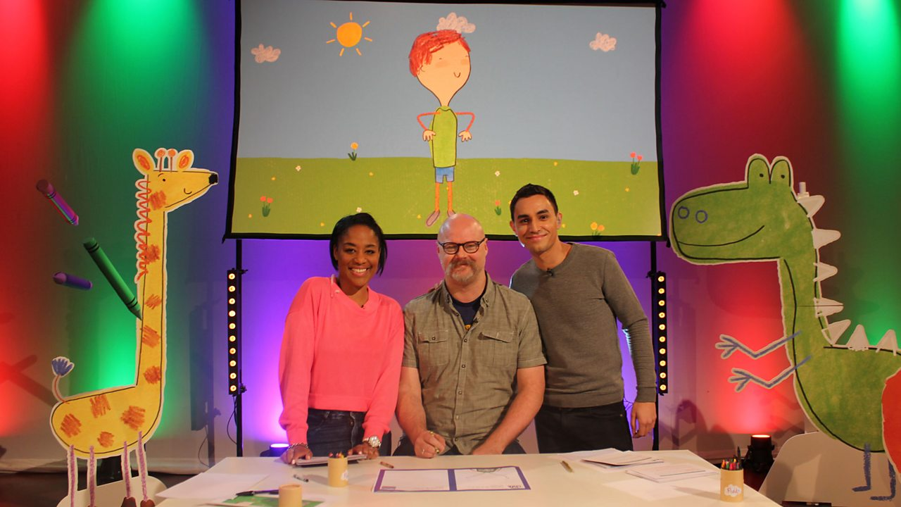 CBeebies Pablo - Live Lesson