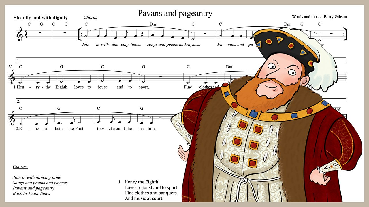 Music - Pavans and pageantry