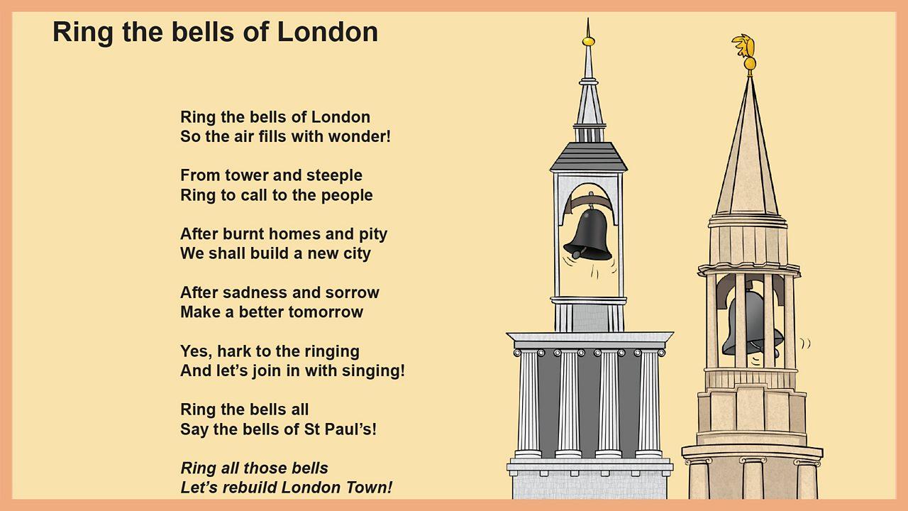Lyrics - Ring the bells of London