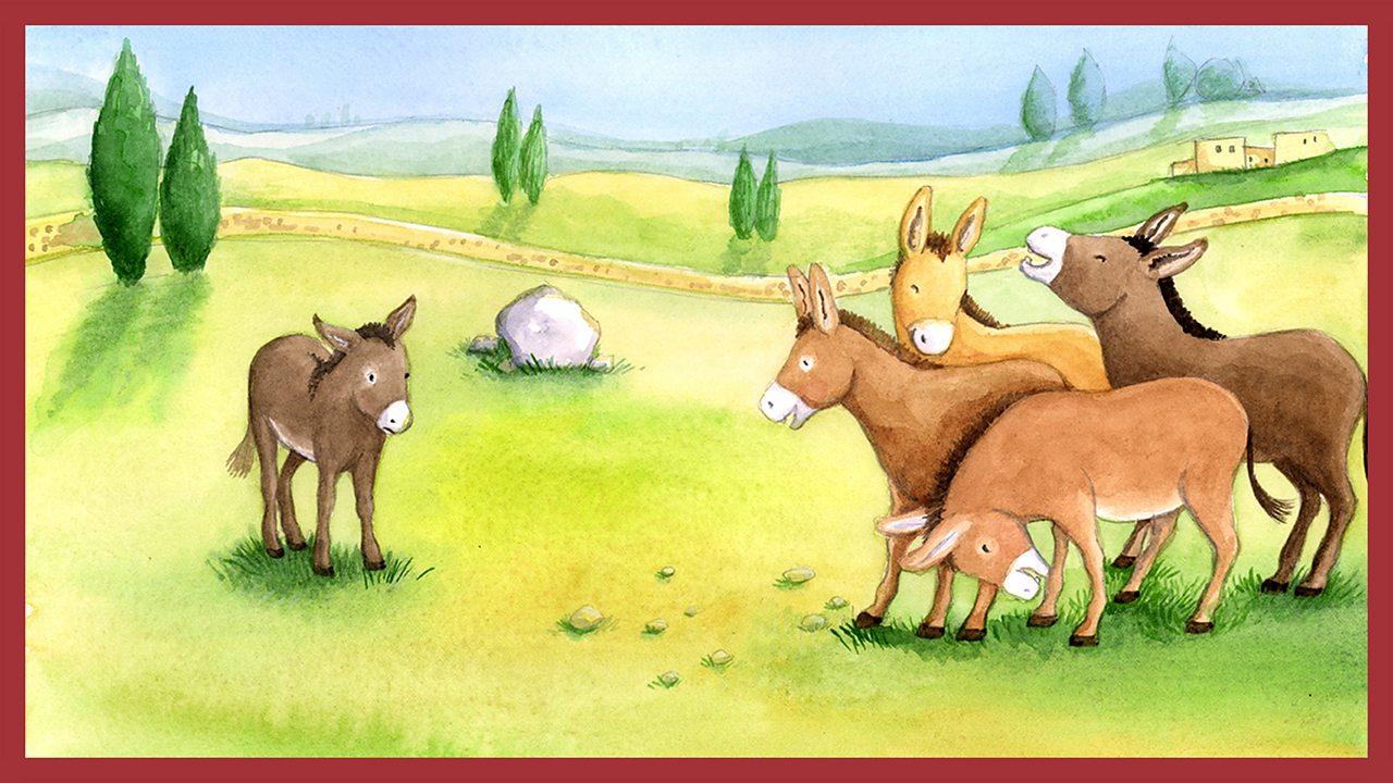 Assemblies KS1: Dan the Donkey