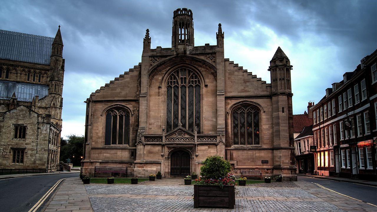 St Michael church in York.