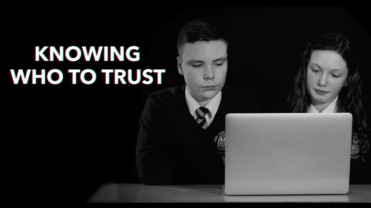 Knowing who to trust