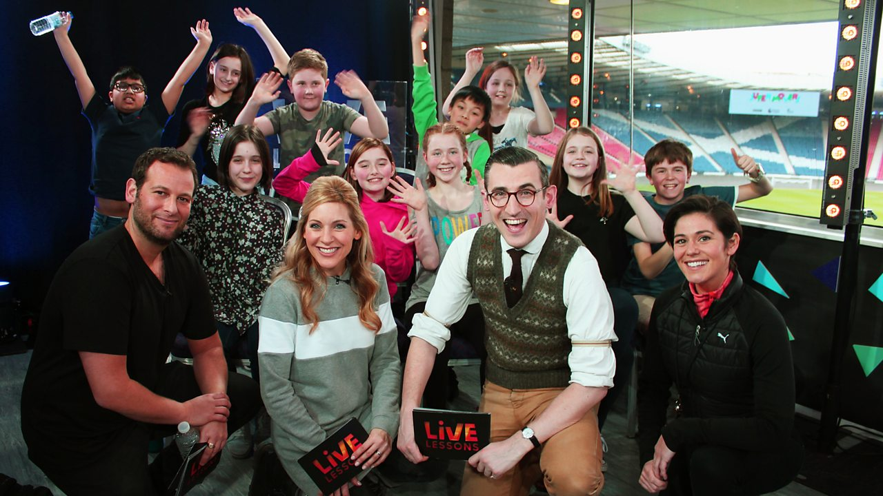 BBC Teach Live Lessons for primary schools