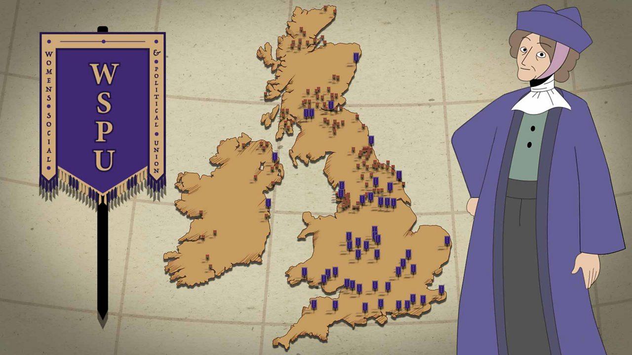 Who was Emmeline Pankhurst?
