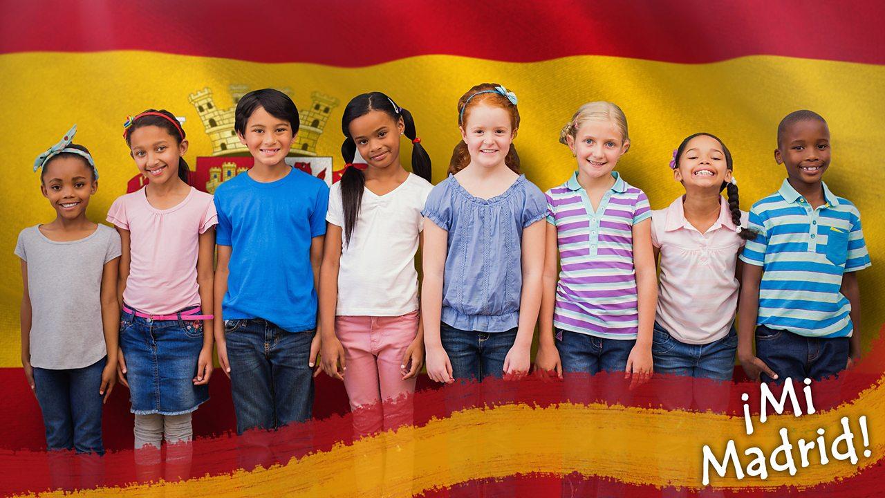 Primary Spanish - ¡Mi Madrid!