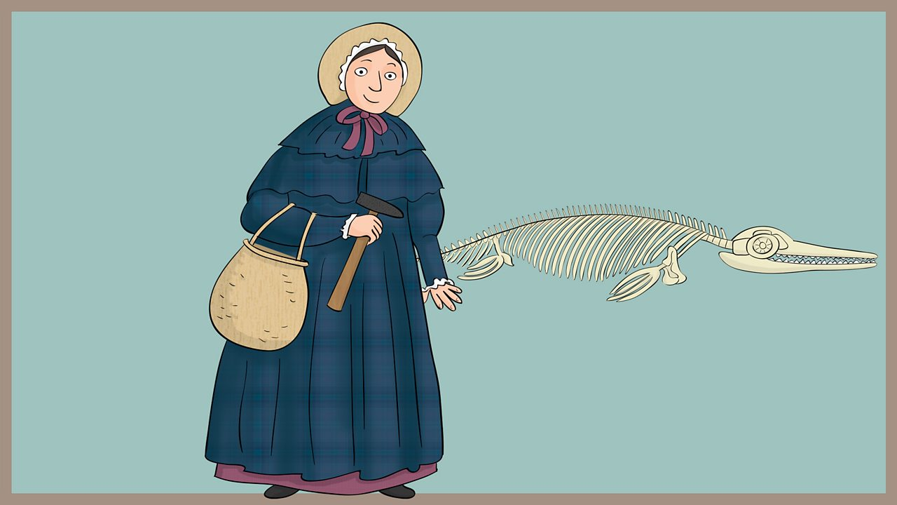 Mary Anning (1799 - 1847)
