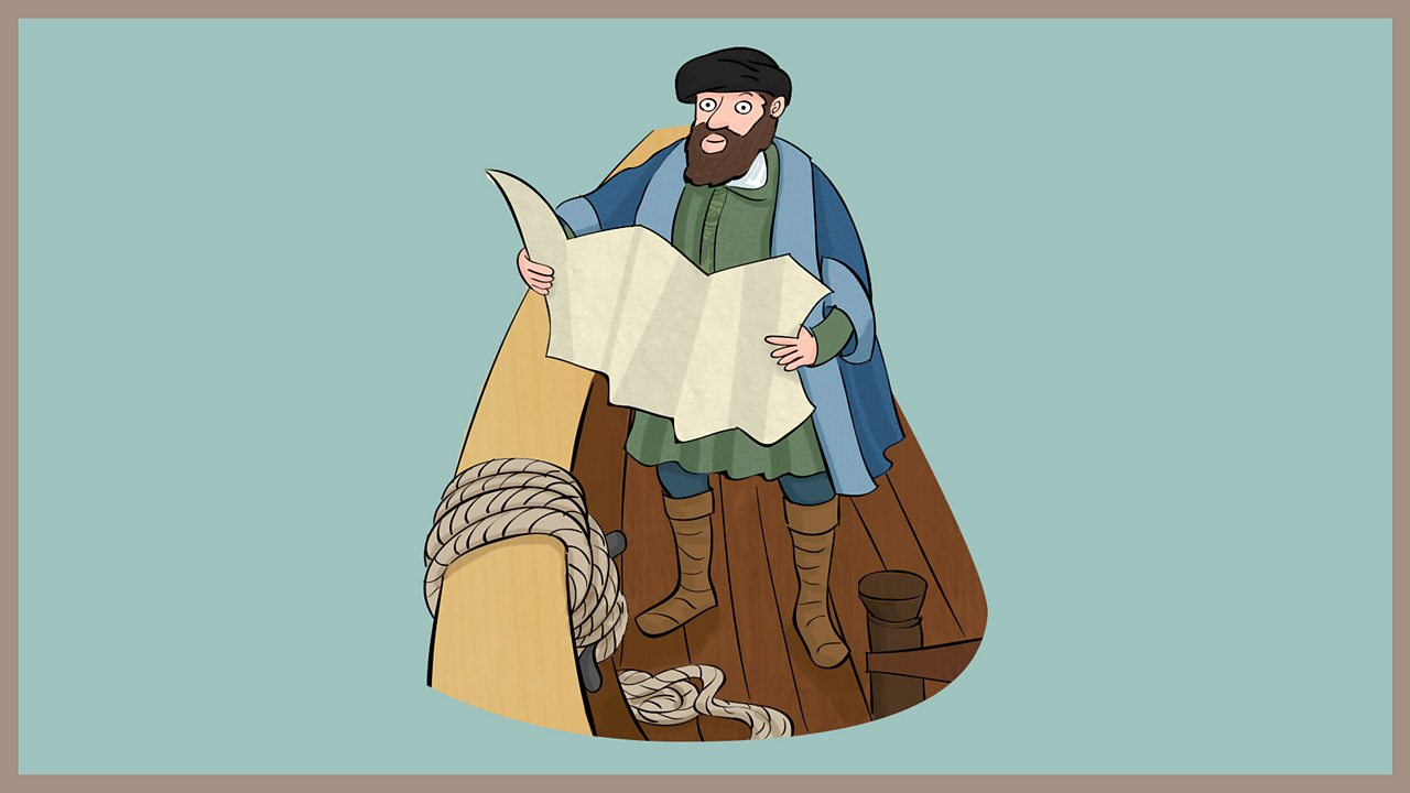Ferdinand Magellan (1480 - 1521)