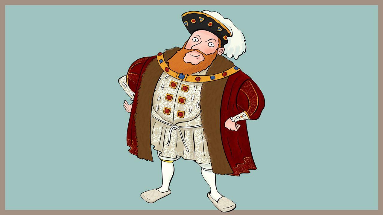 2. Henry VIII and Elizabeth I