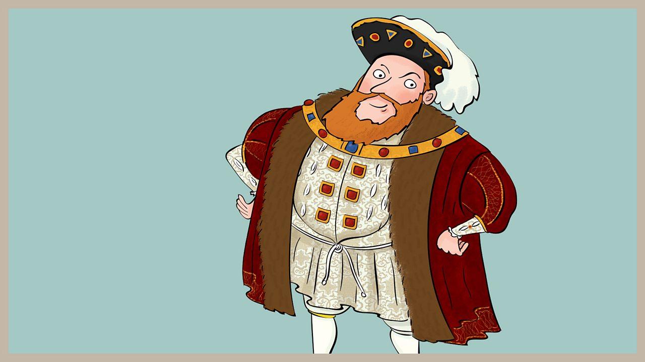Henry VIII and Elizabeth I