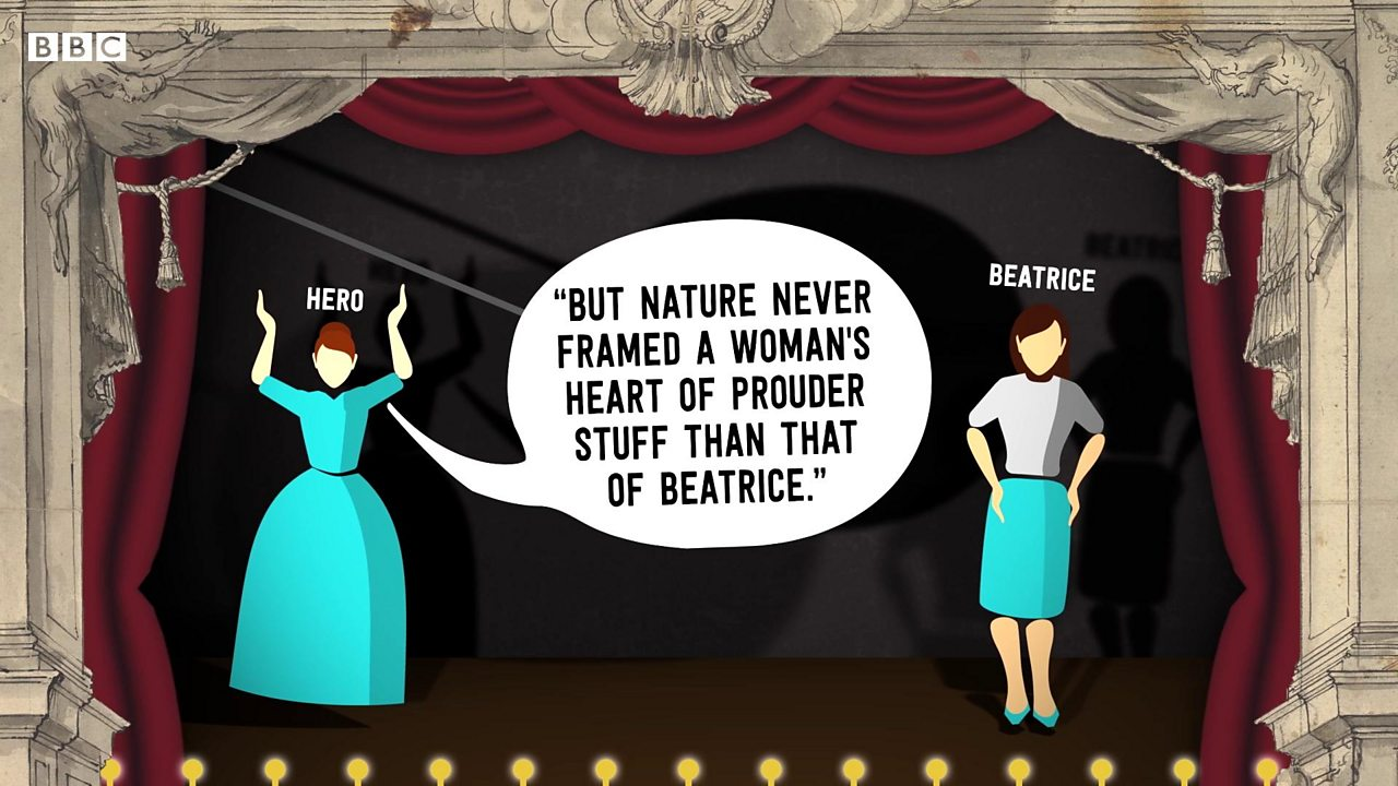 Shakespeare Songs: Much Ado About Nothing - Characters Part 1