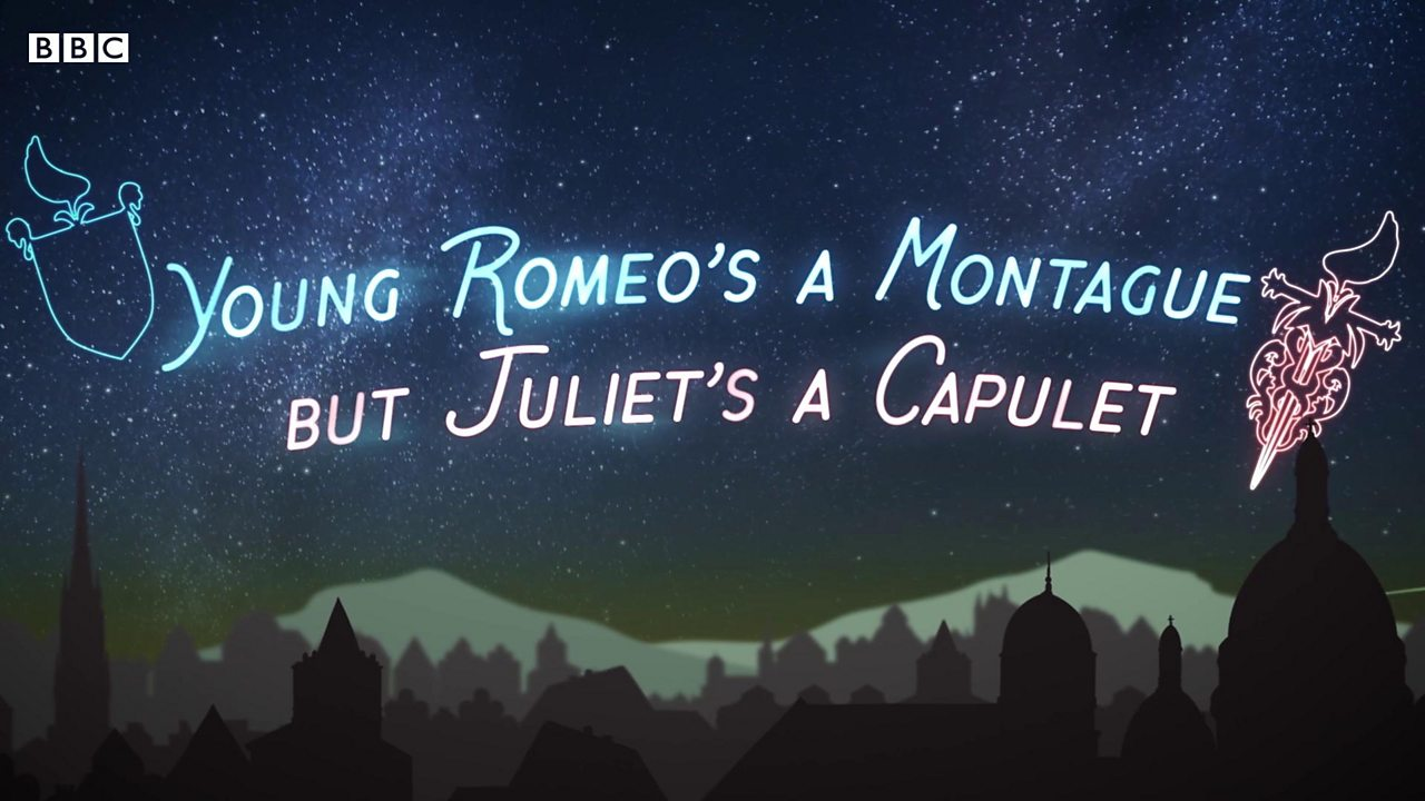 Shakespeare Songs: Romeo and Juliet - Plot