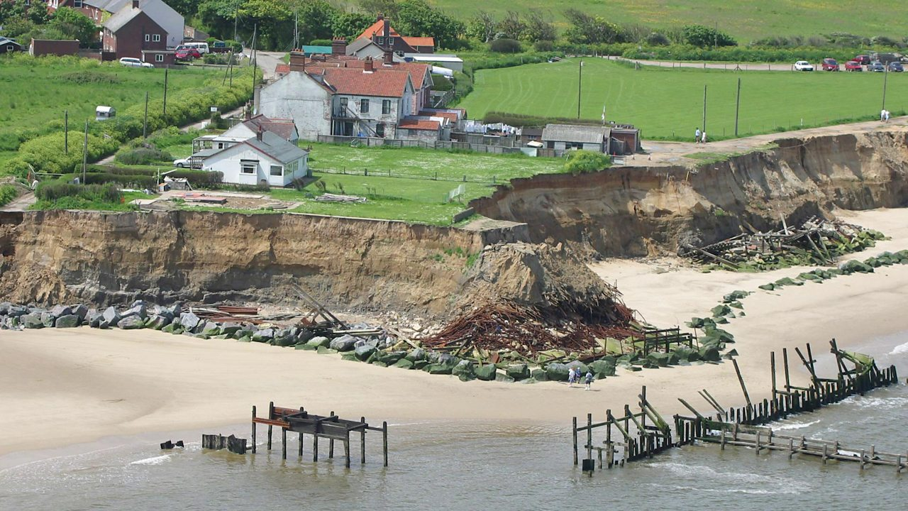 Geography KS3/4: Coastal Erosion