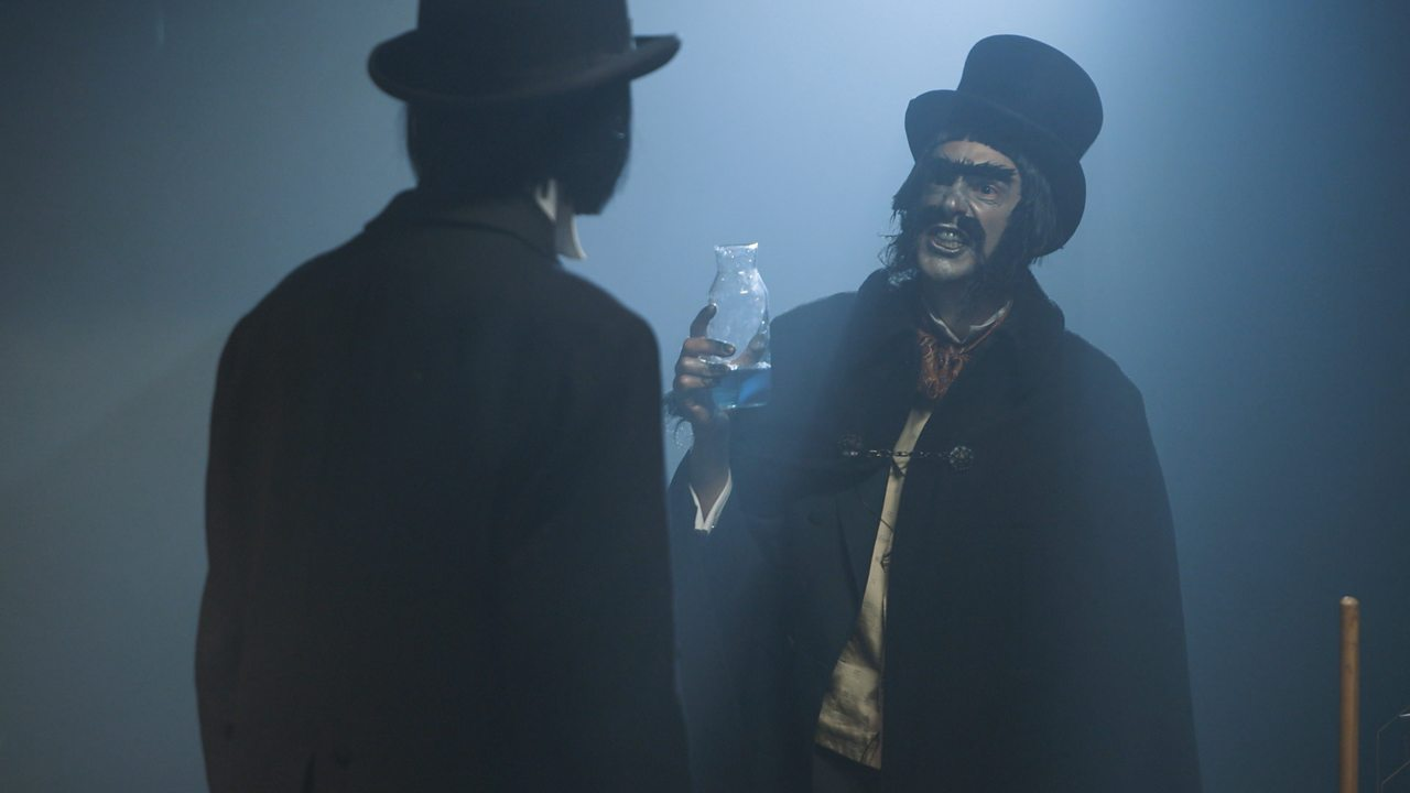 Strange Case of Dr. Jekyll and Mr. Hyde - Plot and Characters
