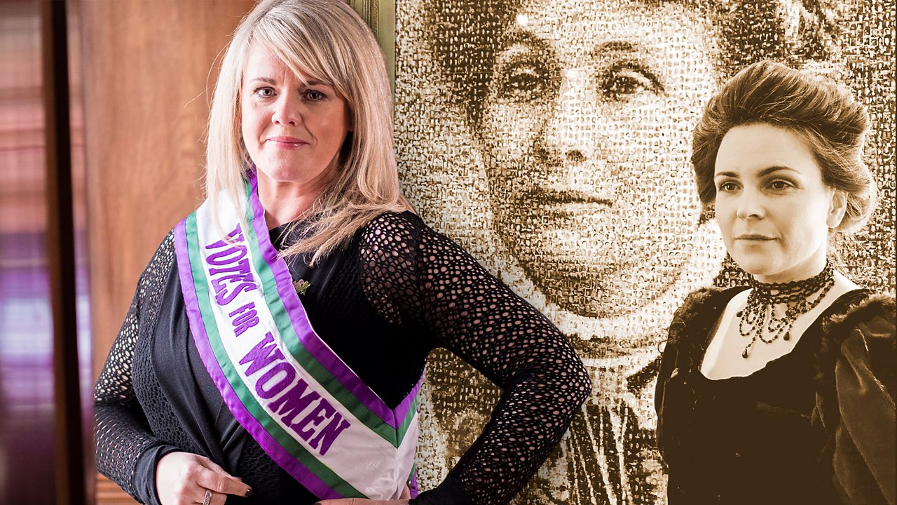 Emmeline Pankhurst and The Suffragettes