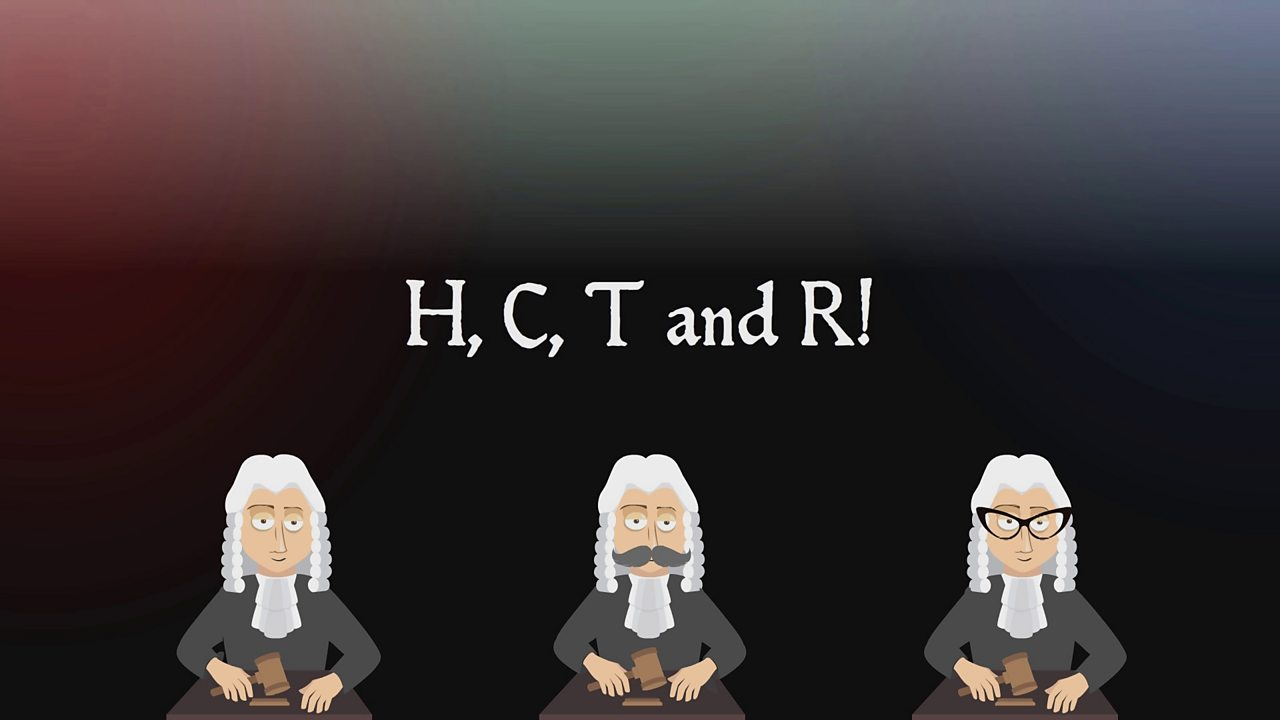 Song 4: 'H, C, T and R!'