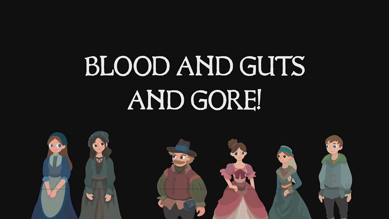Song 5: 'Blood and Guts and Gore'