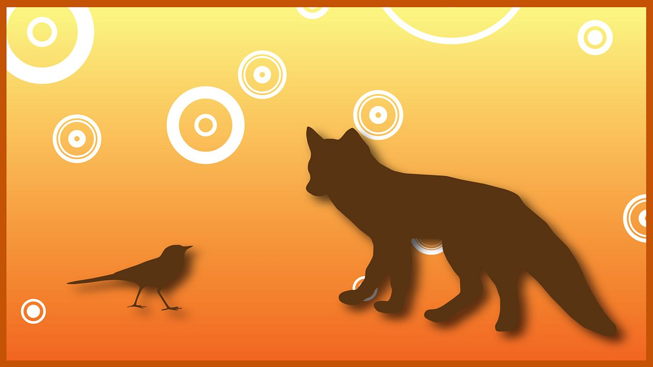 3. The Fox and the Crow