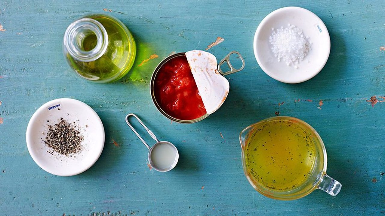 Why your store cupboard is the secret to cooking on a budget - BBC Food