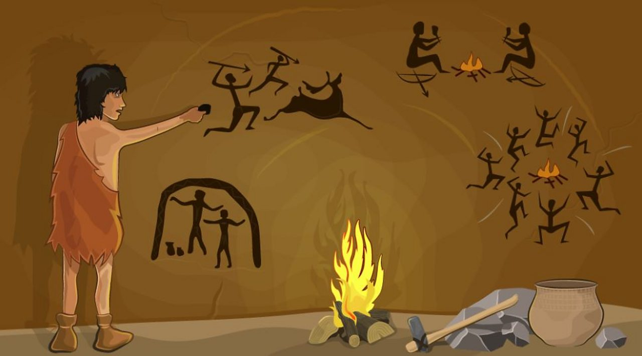 Daily Lesson: What was it like to live in the Stone Age?