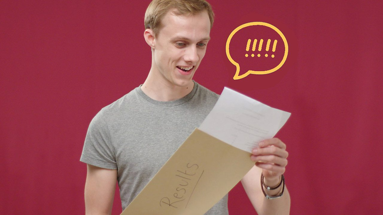 Your guide to SQA results day
