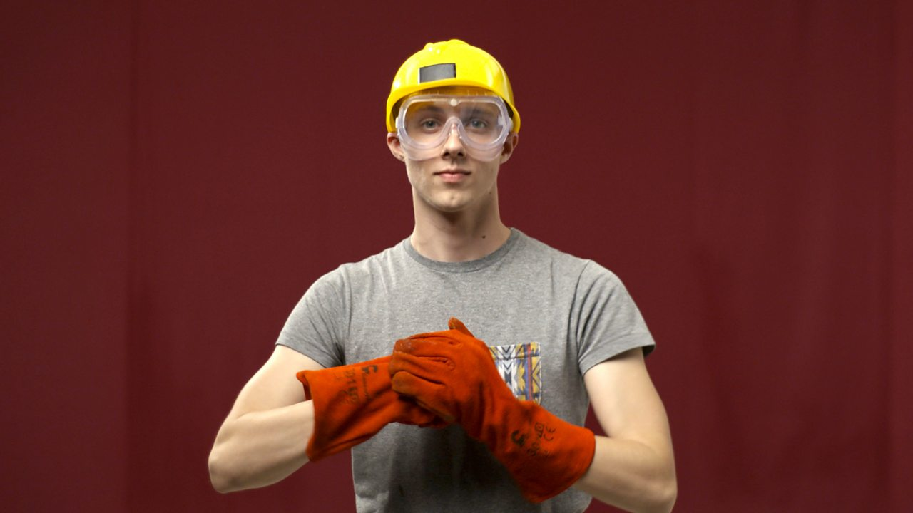 Starting work as an apprentice
