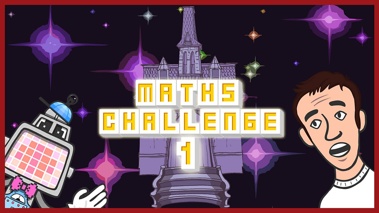 Maths Challenge Quiz 1 - Download / print transcript (pdf)