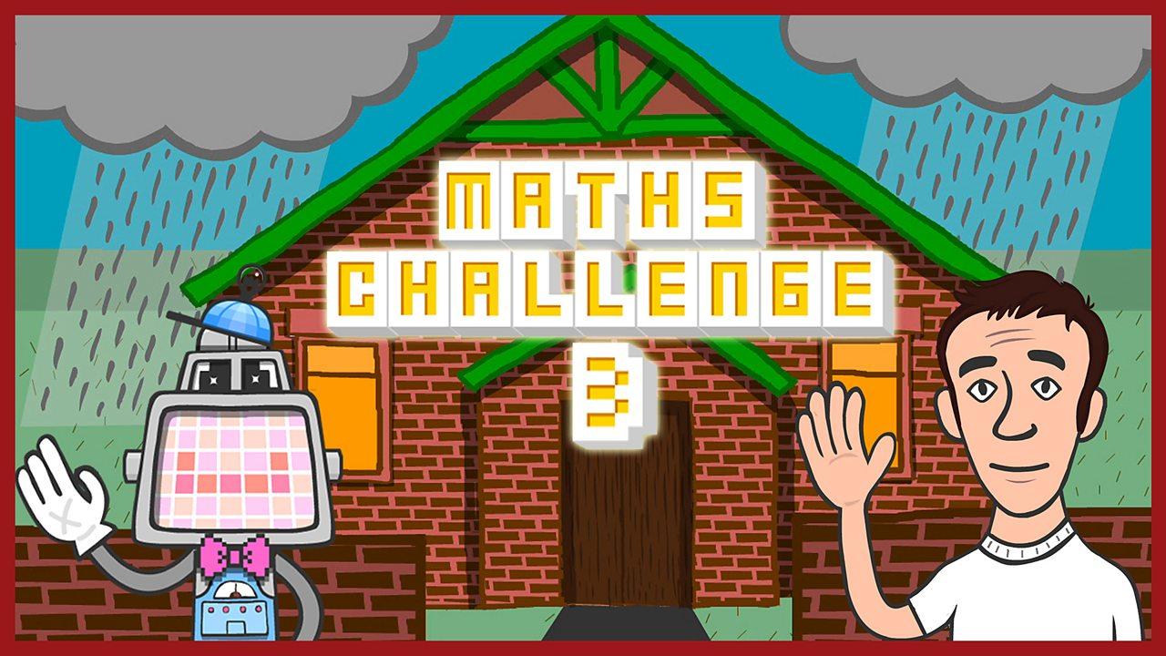 Maths Challenge Quiz 3 - Download / print transcript (pdf)
