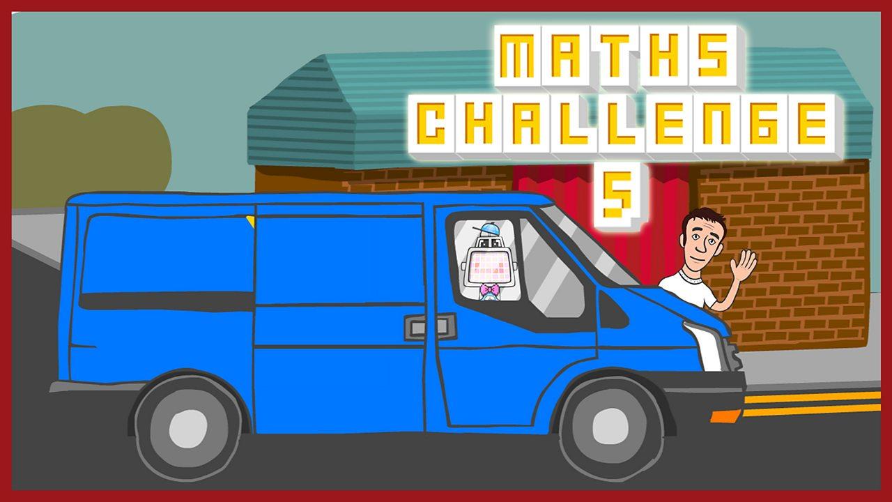Maths Challenge Quiz 5 - Download / print transcript (pdf)