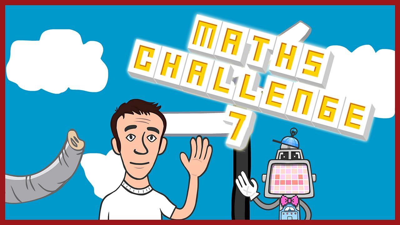 Maths Challenge Quiz 7 - Download / print transcript (pdf)