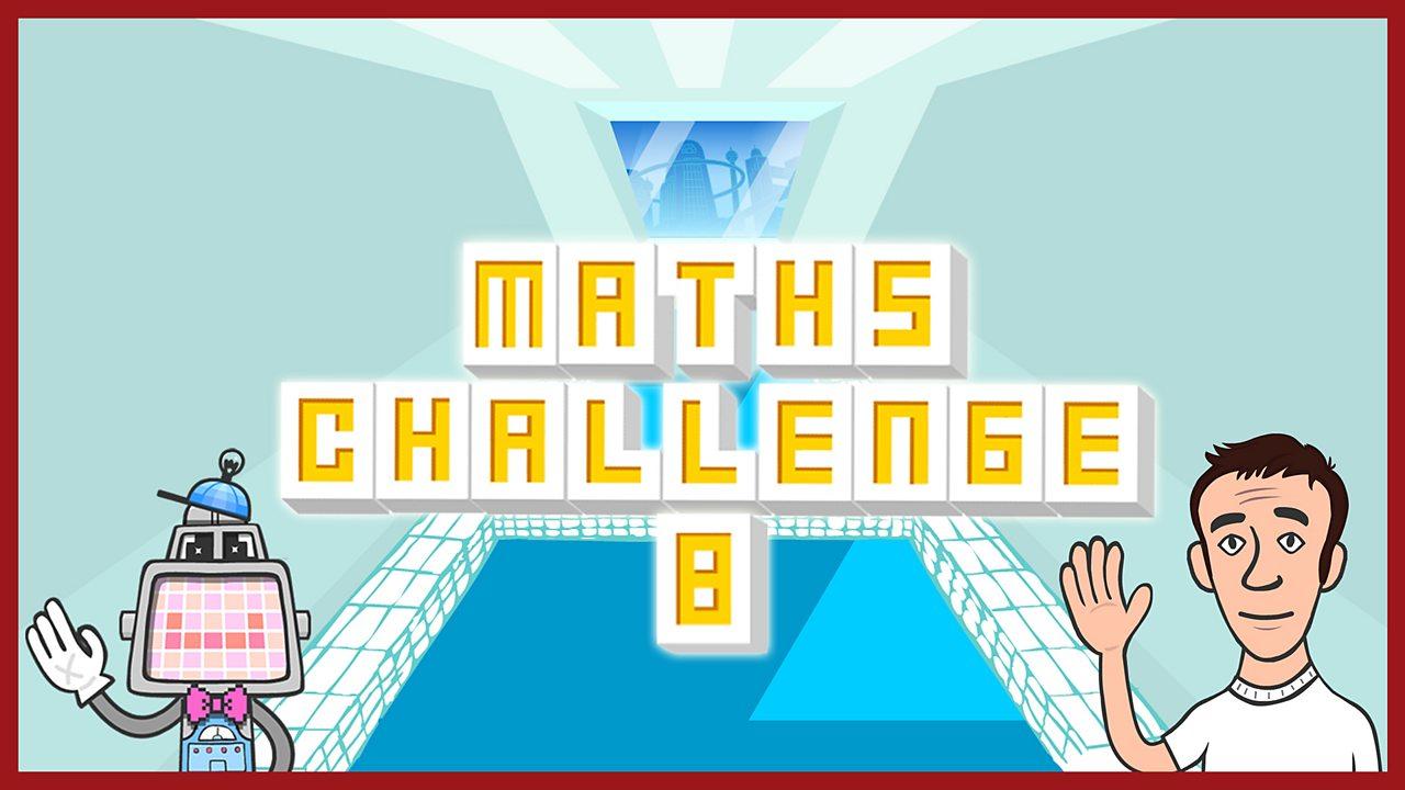 Maths Challenge Quiz 8 - Download / print transcript (pdf)